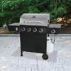 Backyard Grill 4-Burner
