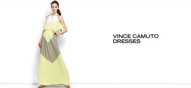 VINCE CAMUTO DRESSES, Event Ends May 12, 9:00 AM PT >