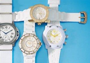 Trend Watch: White Styles