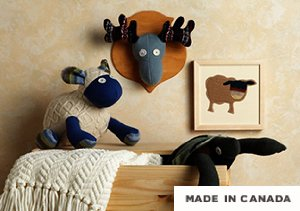 Made in Canada: Cate & Levi