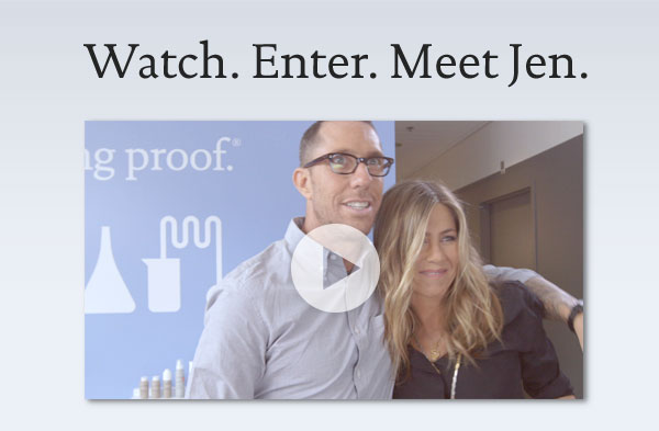 Watch. Enter. Meet Jen.