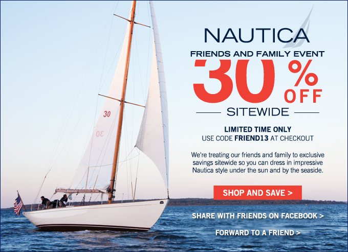 Friends and Family Event! Take 30% off sitewide for a limited time only.