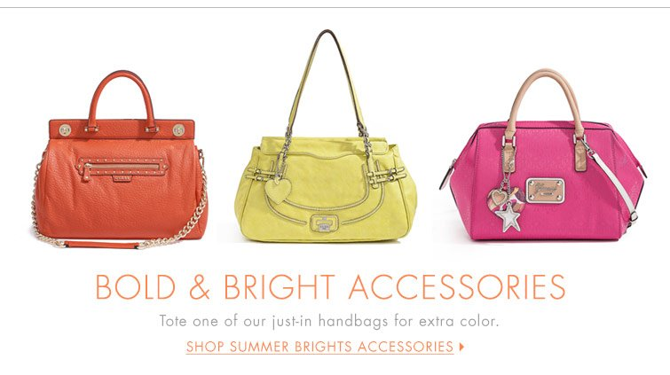 Shop All Summer Brights Accessories