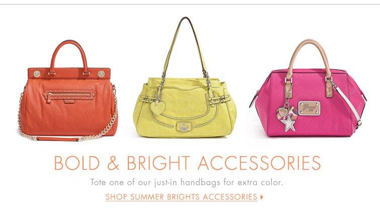 Shop All Summer Brights Accessories