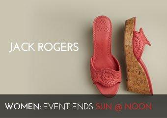 JACK ROGERS - WOMEN'S SHOES