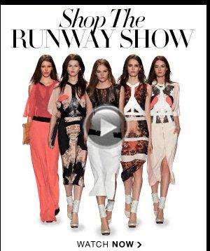 Shop The Runway Video