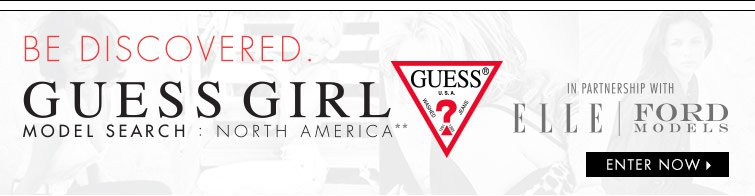 Guess Girl Model Search
