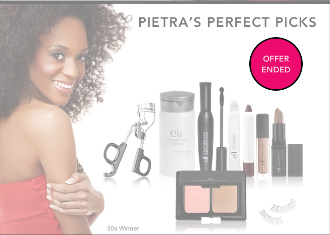 Pietra's Perfect Picks - Offer Ended