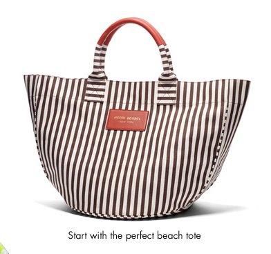 Black/white bag