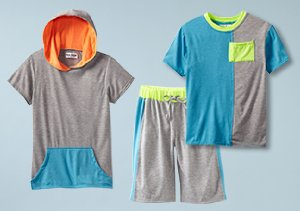 Keep Him Comfy: Playwear for Boys