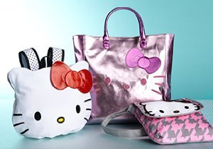 Hello Kitty Handbags & Accessories