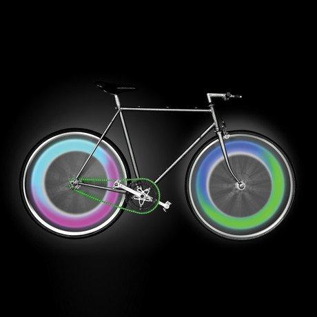 Multi-Color Bike Wheel LED Mood Lights