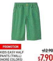 KIDS EASY HALF PANTS