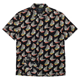 Short Sleeved Refracted Light Print Shirt