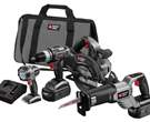 PORTER-CABLE Cordless Combo Kit