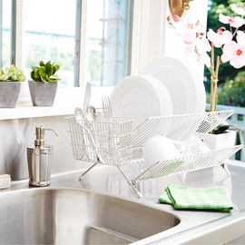 Wash & Dry: Sink Essentials