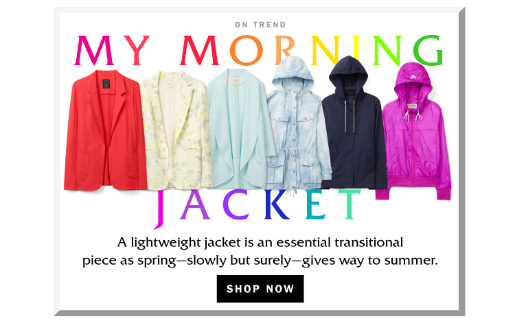 On Trend: My Morning Jacket