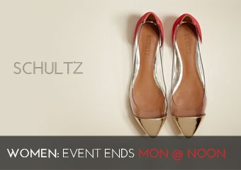 SCHULTZ SHOES - WOMEN
