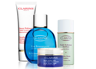 Clarins Beauty Products