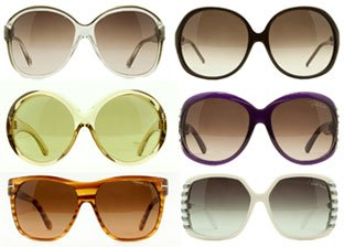 Hollywood Glam: Tom Ford, DSquared, Roberto Cavalli & more Sunglasses