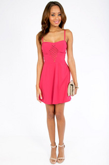 My Flared Skater Dress $36