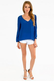 Camille Blouse $29