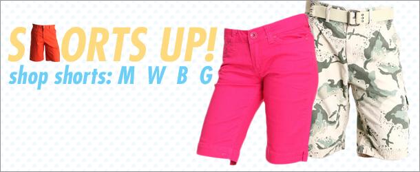 Shop Shorts!