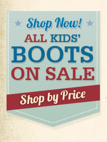 All Kids Boots on Sale