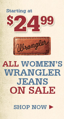 Womens Wrangler Jeans as low as 24 99