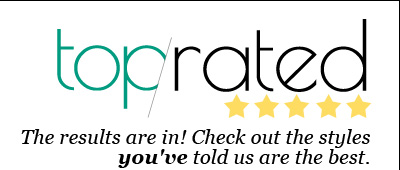 Top Rated The results are in! Check out the styles you've told us are the best
