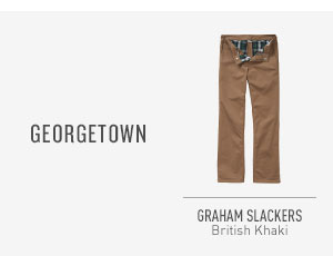 Graham Slackers