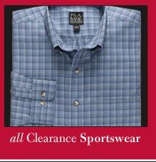 Clearance Sportswear
