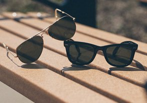Shop Classic Shades: Wayfarers & Aviators