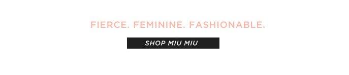 Shop Miu Miu