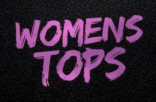 Door Buster Savings: Women's Tops