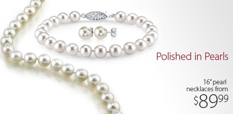 Polished In Pearls
