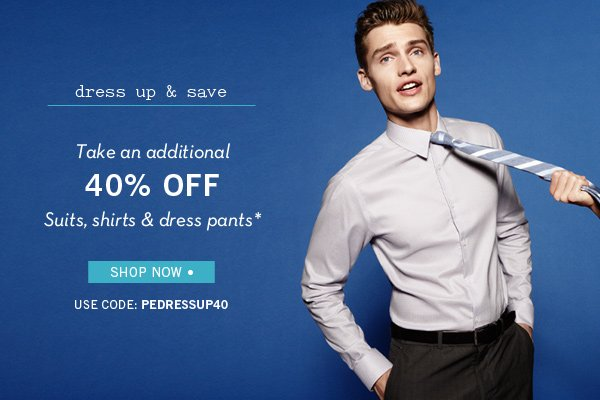 Shop For Summer Occasions - Take an Extra 40% Off