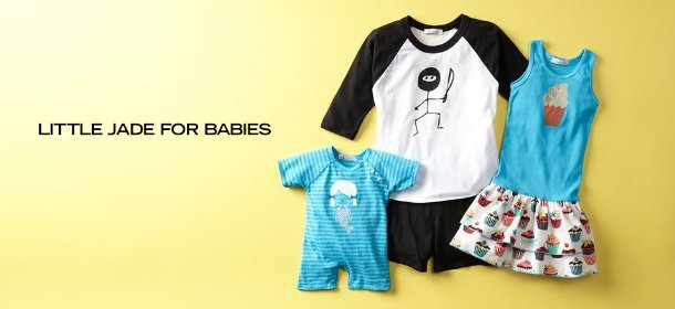 LITTLE JADE FOR BABIES, Event Ends May 15, 9:00 AM PT >