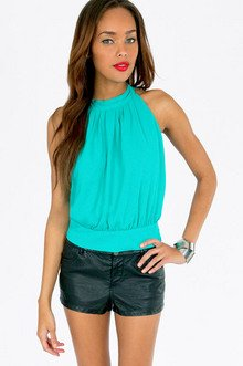 Back In Action Top $32