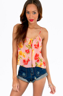 Come Flow With Me Top $22