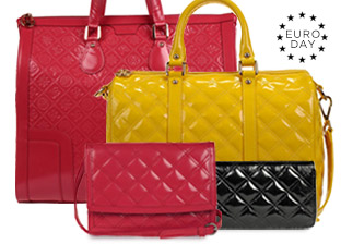 Silvio Tossi Summer Handbag Collection. Swiss Label