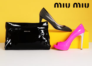 Miu Miu Shoes & Handbags