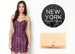 New York Fashion Trends from $23