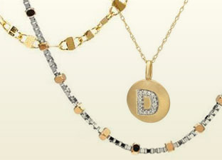Gold Jewelry Under $399