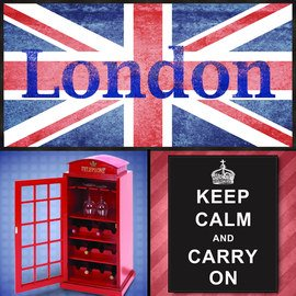 London Calling: Home Accents