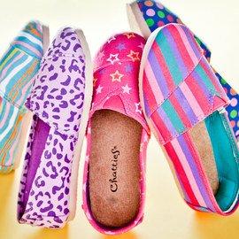 Shoe Perfect: Canvas Kicks