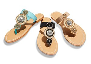 Chic Flat Sandals
