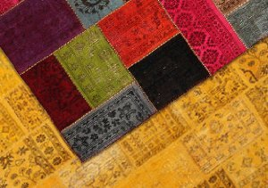Azra Patchwork Rugs