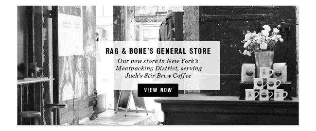 rag and bones general store