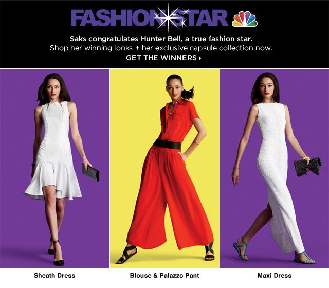 Saks Fifth Avenue - NBC s Fashion Star 75
